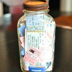 memory jar of the year.. -great idea!