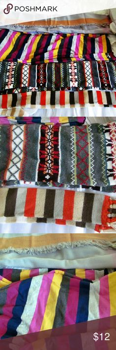 SALE! 4 Piece Fall/Winter Scarf Bundle ! Listing is for all four scarves ! Accessories Scarves & Wraps