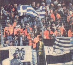 PAOK Fans | Away