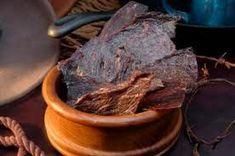 Homemade Buffalo Jerky Recipe