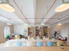 2016 Restaurant & Bar Design Awards Announced,Archive Homestore & Kitchen (Ramsgate, UK) / Haptic Architects . Image Courtesy of The Restaurant & Bar Design Awards