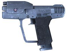 M6G Magnum Pistol by ToraiinXamikaze
