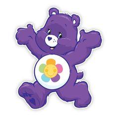 Harmony Bear Run Wall Graphics