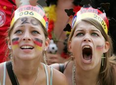 Cute Germany fans world cup 2014 Soccer Fans, Soccer World, Football Soccer, World Cup 2014, Fifa World Cup, Germany Players, Hot Fan, Germany Football, Football Match