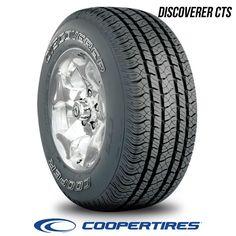 Cooper Discoverer CTS 245/75R16 111T OWL 245 75 16 2457516 65K Warranty