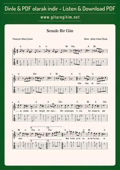 Kalimba, Sheet Music, Alphabet, Notes, Alpha Bet, Music Score, Music Sheets