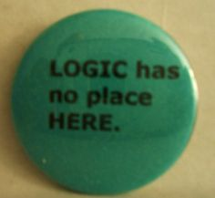 BUTTONS PINS BADGES Custom Made Logic Fun by briansblazingBUTTONS, $1.50