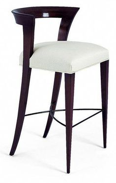 Christopher Guy stool for kitchen Contemporary Stairs, Contemporary Office, Rustic Contemporary, Contemporary Interior Design, Contemporary Bathrooms, Contemporary Furniture, Contemporary Wallpaper, Contemporary Chandelier, Contemporary Landscape