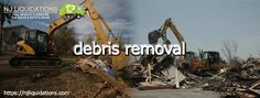 Looking for the most professional debris removal company in NJ? Look no further. NJ liquidations offers top notch services to clean junk from your house cleanout or construction projects. Construction cleanout takes experience and special handling and call us to now schedule your appointment!