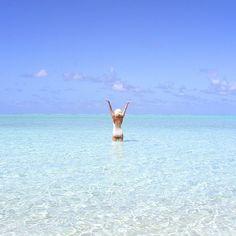 Bora Bora. #borabora #heaven #tahiti #paradise #travel