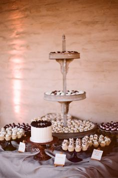 This is not quite as awesome as the cookie table that is going to be at my wedding, but it's still happy, hehe!
