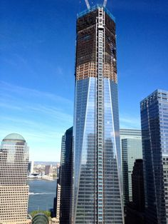 The new World Trade Center complex   New York. . . .I really want to visit and tour NYC with someone that knows how to do it right!