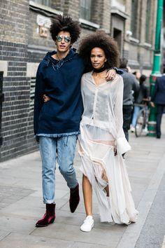 Share this Style: London Fashion Week! #Share #this #Style: #London #Fashion #Week | #cidades #europeias #moda #Londres #estilistas #modelos #músicos #socialites #tendências #próximas #estações #TrendyNotes #celebridades #LondonFashionWeek #portugueses em #londres