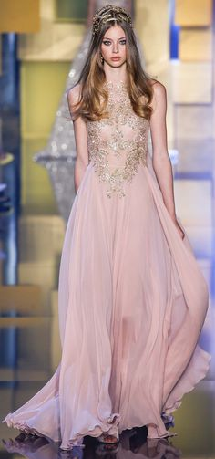 Elie Saab, fall 2015 Couture