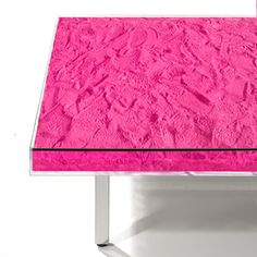 The Yves Klein table is the one for me. Minus the $22k price tag, of course.