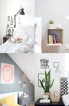 decoração mega criativas de quartos.