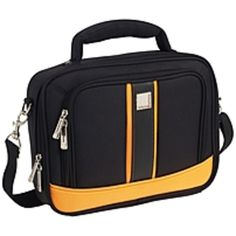 Urban Factory UUB41UF Carrying Case for 10.2 Netbook - Orange - Nylon - 10.6 Height x 12.2 Width x 2.8 Depth