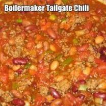 Recipe Roundup: Boilermaker Tailgate Chili