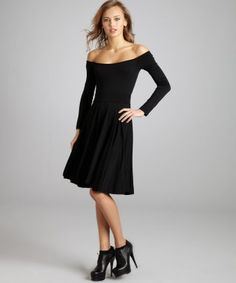 off the shoulder dress-love that it would show my tattoo