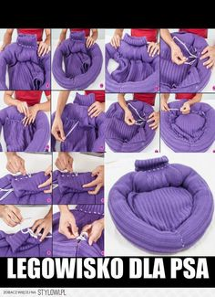 16 ideas crochet cat sweater life Crochet can be an activity of making textiles by Diy Dog Bed, Cat Sweaters, Pet Beds, Diy Stuffed Animals, Pet Clothes, Dog Care, Cat Toys, Chihuahua, Fur Babies