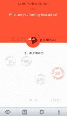 we' re giving away Roller Journal apps today from the developer of Tiny Planet Photos, don't miss this