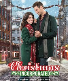 """Its a Wonderful Movie - Your Guide to Family Movies on TV: Hallmark Channel Christmas Movie """"Christmas Incorporated"""" 2015 Hallmark Channel, Películas Hallmark, Films Hallmark, Hallmark Holidays, Best Hallmark Christmas Movies, Christmas Movies List, Christmas 2016, Christmas Holidays, 2015 Movies"""