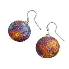 #silver #earrings/ Kolczyki ze srebra oksydowanego velucci.eu/...