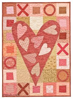Kim Schaefer –– Charming Wall Quilts All Year 'Round! • 12 seasonal wall quilt projects • Quick and easy-make one for yourself and more for gifts • Transferring appliqué designs is a snap with this ha
