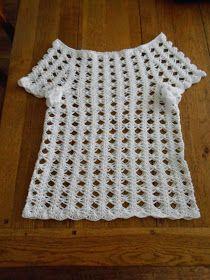 34 Beste Afbeeldingen Van Deken Haken Crochet Clothes Filet