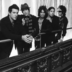 The Los Angeles-based hard rock act Buckcherry formed in mid-1995, after singer Joshua Todd and guitarist Keith Nelson were introduced through their tattoo artist. Start Listening on Slacker.