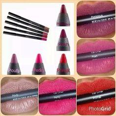 Crayons pour les lèvres Precision Younique www.BelleEtGlamour.com www.facebook.com/Cils3DetBeaute