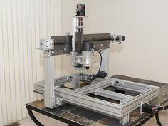 Hobby Robotics » My CNC Engraver (Part 1)