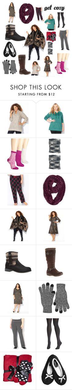 Get Cozy with Avenue by avenue365 on Polyvore featuring Avenue