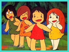 As Aventuras de Cacá / Adventures of Kum Kum #cartoon #infancia #80s