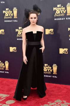 The Best Red Carpet Looks From the 2018 MTV Movie an TV Awar | Who What Wear