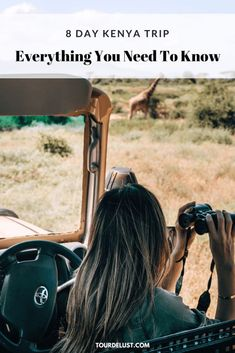 Looking to plan a trip to Kenya? Here's everything you need to know about planning the perfect 8 day Kenya trip and the best places to stay! Travel Tours, Travel Advice, Travel Guides, Nightlife Travel, Tulum, Amazing Destinations, Travel Destinations, Holiday Destinations, Zermatt