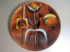 Image result for enamel on copper artists