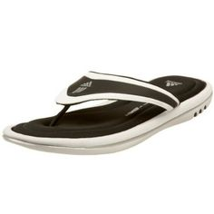 Adidas fit foam flip flops, the comfiest flip flops I've ever owned