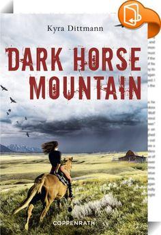 Dark Horse Mountain    :  Na super. Wegen ihrer Fünf in Englisch wird Roxy in den Sommerferien zu ihrem bislang unbekannten Vater auf dessen Pferderanch in Amerika verbannt.   Und Roxy HASST Tiere. Und Stallgeruch erst recht.   Das wird kein bisschen besser, als sie Cale kennenlernt, der sich um die Pferde kümmert und verdammt gut aussieht, sie aber für eine komplette Idiotin hält.   Dabei checkt Roxy als einzige, dass auf der Ranch etwas nicht stimmt: Warum verschwinden immer wieder P...