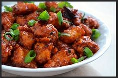 Savouring Friday...General Tso's Chicken in Maple Chili Sauce Recipe | Hearth & Home Realty Inc. Brokerage