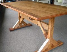 made out of old barn wood by Clinch-River-Woodcraft