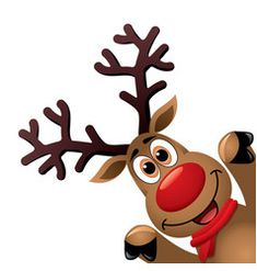 drawing of funny red nosed reindeer. ,Christmas drawing of funny red nosed reindeer. Reindeer Drawing, Xmas Drawing, Christmas Drawing, Christmas Paintings, Cartoon Reindeer, Christmas Rock, Christmas Time, Christmas Crafts, Christmas Decorations