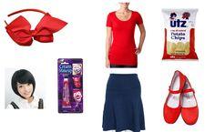 Utz Girl Costume