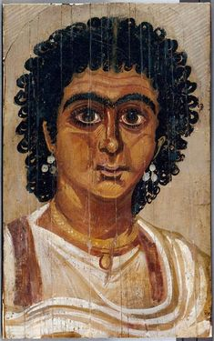 Fayoum Mummy Portrait More Pins Like This At FOSTERGINGER @ Pinterest