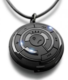 Escape C by Japanese Kisai is a revolutionary Bluetooth gadget that can be synchronized with your cell phone, MP3 player and Skype for you to be able to answer calls, chat and listen to your favorite tunes wirelessly. Simply put this stylish pendant on your neck or snap it on your keyring, put the earbuds in your ears and you are ready to go.