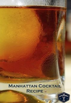 Mix The Perfect Manhattan Cocktail Cocktail Videos, Cocktail Recipes, Cocktails, Manhattan Cocktail, Cooking Videos, Alcoholic Drinks, Tv, Food, Gourmet