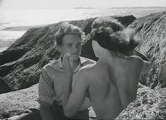 """Monika e o Desejo"" (Sommaren med Monika), Suécia, 1953, dirigido por Ingmar Bergman."