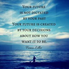 Your future...