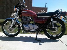 1978 Kawasaki KZ750 B3 Twin Vintage