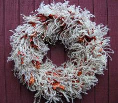 The Bree wreath elegant year-round wreath by ForestnShoreNaturals